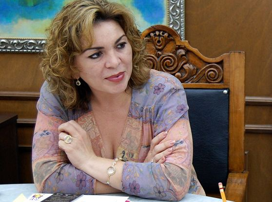 Ivonne Ortega Pacheco Ivonne Ortega is in the hunt for 2018 PRI presidential nomination