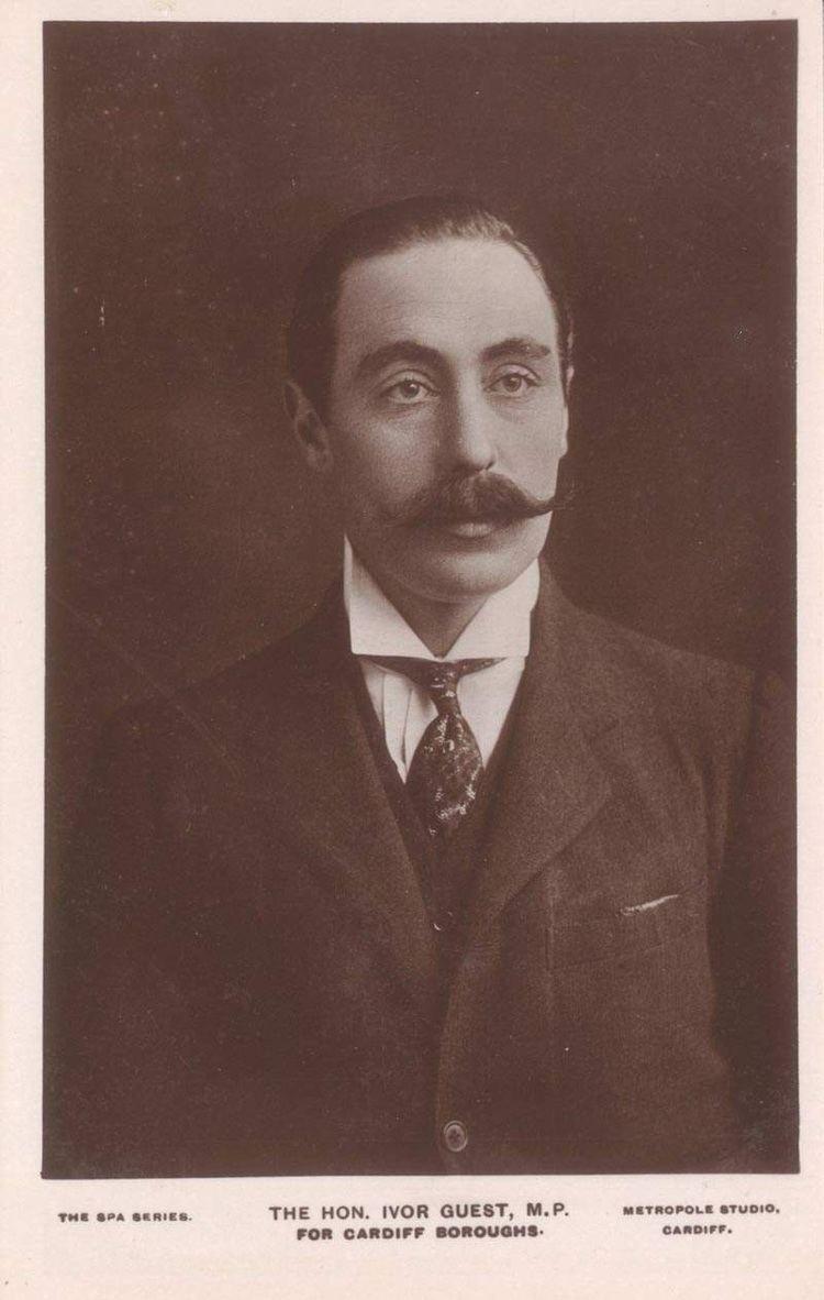Ivor Guest, 1st Viscount Wimborne Ivor Guest 1st Viscount Wimborne Wikipedia