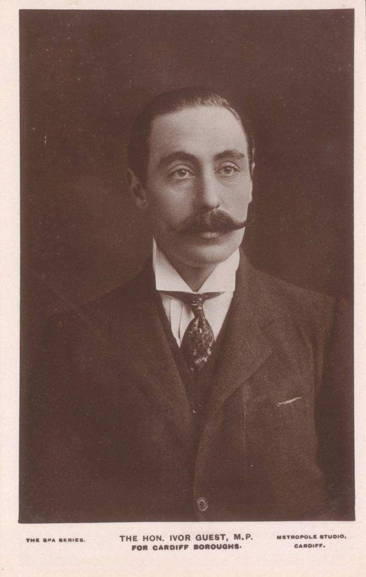 Ivor Guest, 1st Viscount Wimborne