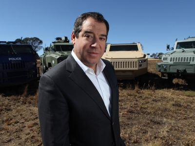 Ivor Ichikowitz SA defence industry needs to work together and consolidate