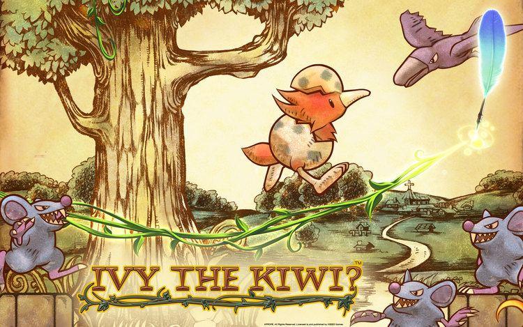 Ivy the Kiwi? Ivy The Kiwi
