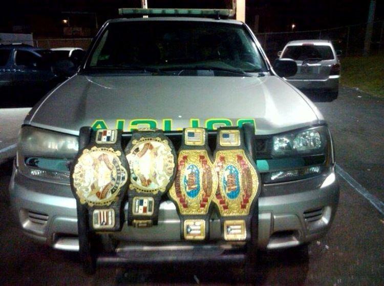 IWA World Tag Team Championship