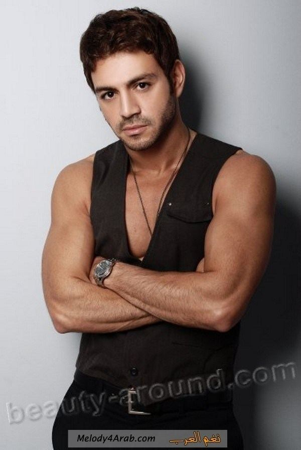 Iwan (singer) Iwan Lebanese Singer worldmuslimcelebrities
