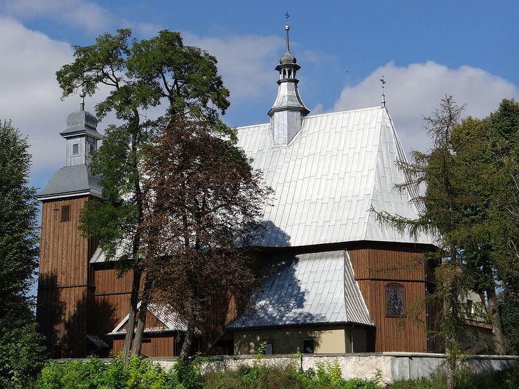 Iwanowice, Kraków County