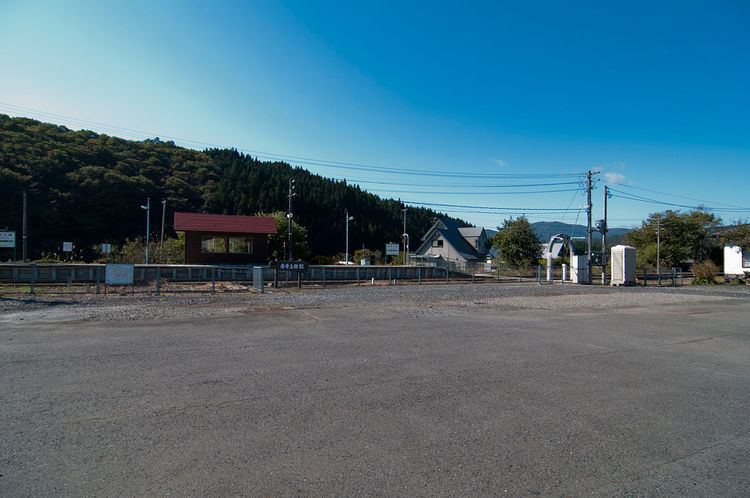 Iwate-Kamigō Station