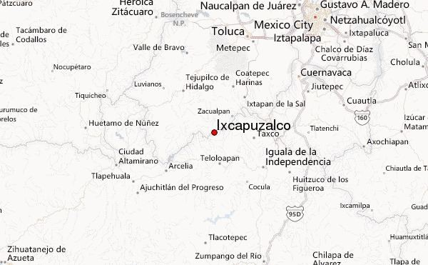 Ixcapuzalco Ixcapuzalco Mexico Weather Forecast