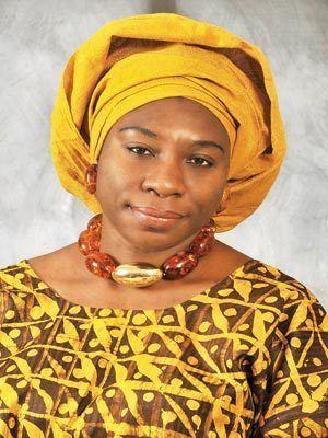 Iyabo Obasanjo-Bello Senator Iyabo Obasanjo To Graduate Soon From Harvard Saturday