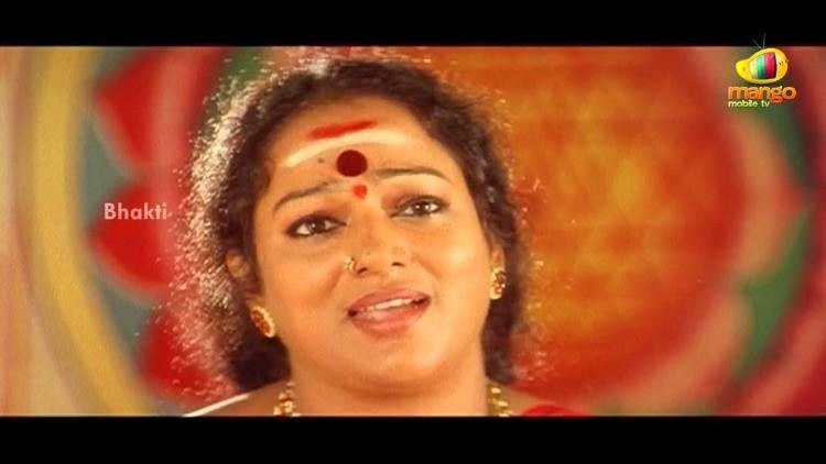 Iyer IPS movie scenes Sri Raja Rajeswari Movie Scenes Nalini trying to cure a devotee Ramya Krishna Ramki