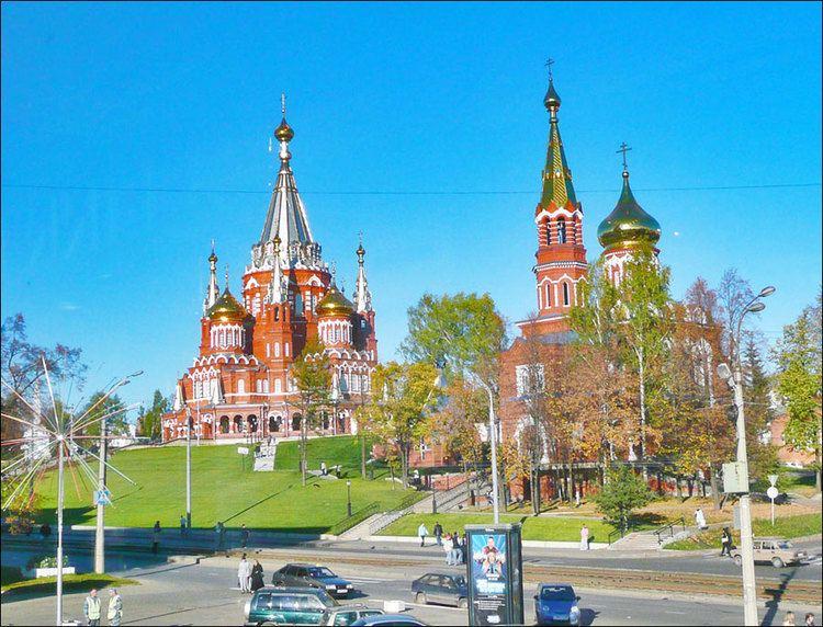 Izhevsk russiatrekorgimagesphotoizhevskcitysaintmic