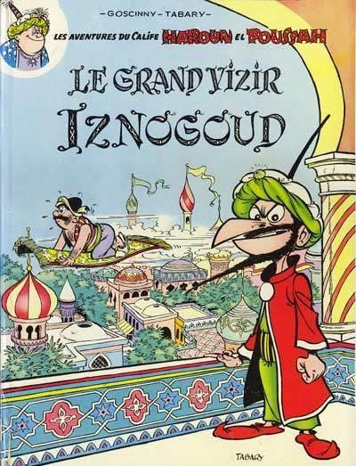 Iznogoud Iznogoud BD informations cotes
