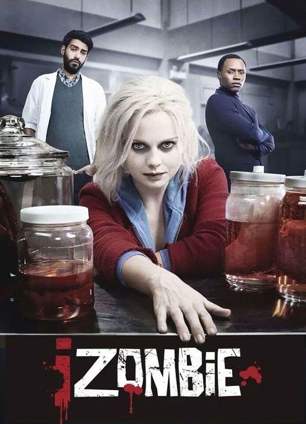 IZombie (TV series) 1000 images about izombie on Pinterest The CW Pilots and Noodles