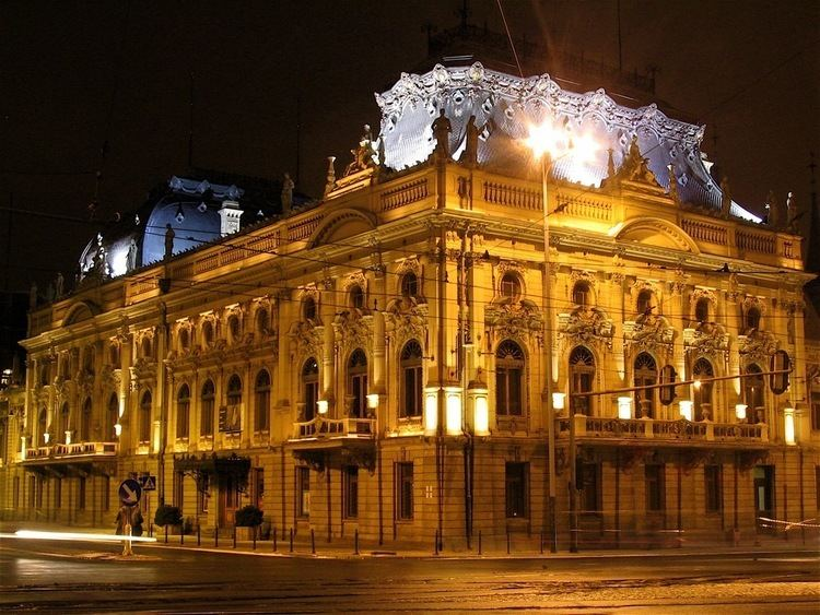 Izrael Poznański Palace httpsuploadwikimediaorgwikipediacommons66
