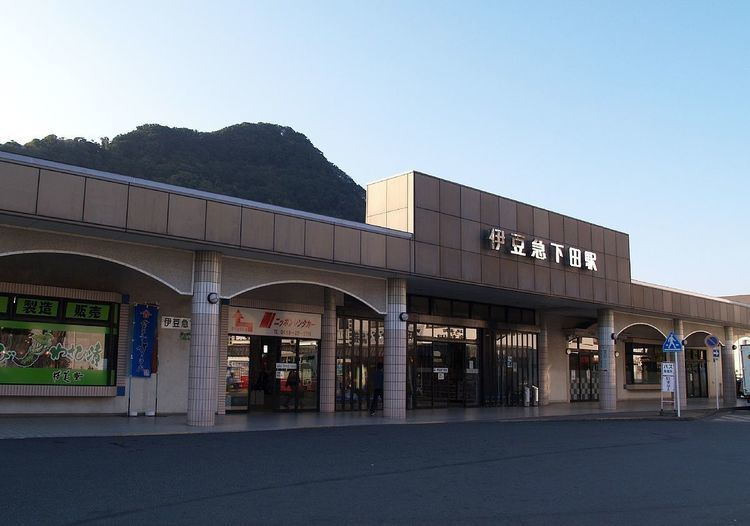 Izukyū Shimoda Station