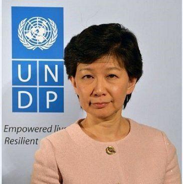 Izumi Nakamitsu UN Assistant SecretaryGeneral Ms Izumi Nakamitsu visits Uganda