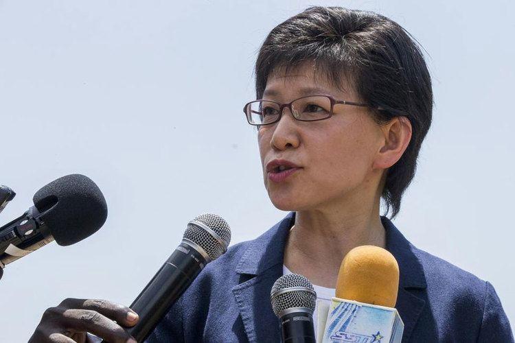 Izumi Nakamitsu United Nations News Centre UN chief appoints Izumi Nakamitsu of