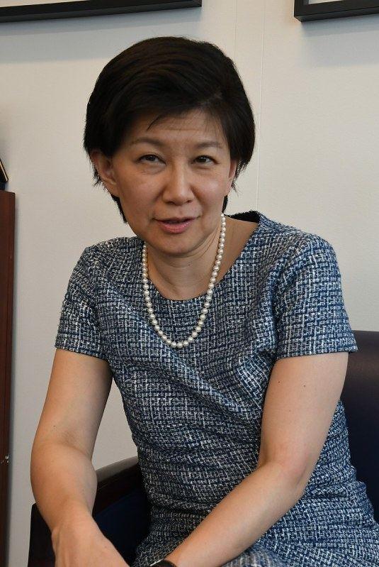 Izumi Nakamitsu Profile Izumi Nakamitsu appointed UN undersecretarygeneral