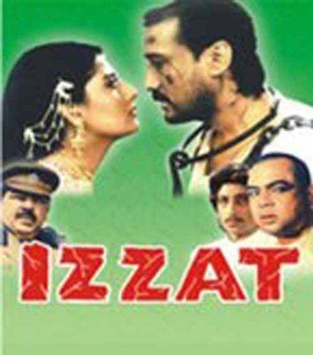 Amazoncom Izzat 1991 Hindi Film Bollywood Movie Indian