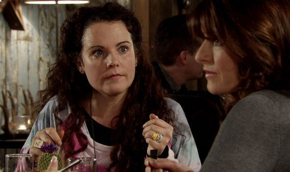 Izzy Armstrong Coronation Street spoiler Izzy Armstrong turns to drugs TV