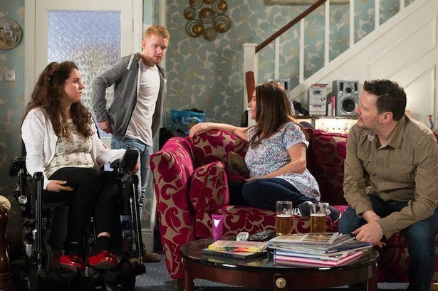 Izzy Armstrong Coronation Street catchup Gary Windass and Izzy Armstrong breakup