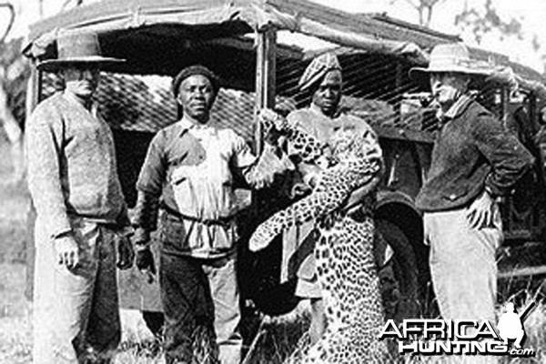J. A. Hunter wwwafricahuntingcomhuntingpicturesvideoswate