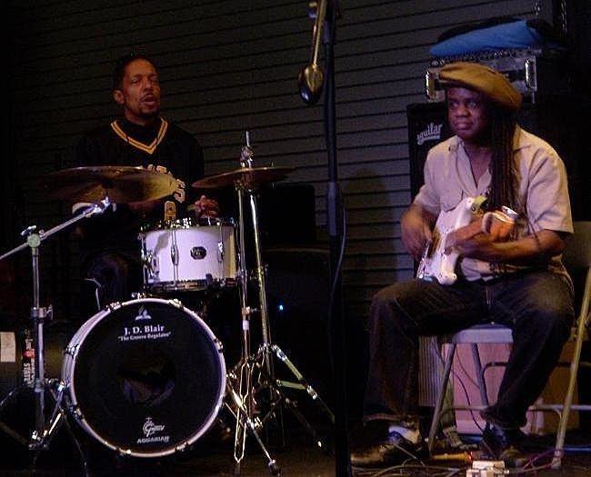 J. D. Blair JD Blair Drummer for Shania Twain Shares Musical Gift