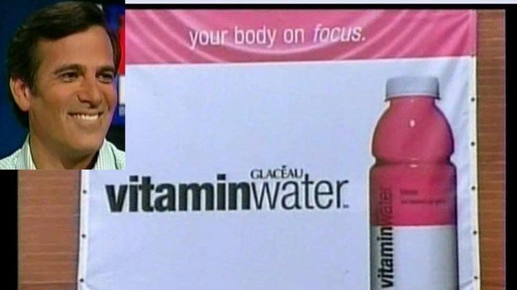 J. Darius Bikoff Vitamin Water founder Darius Bikoff Interview pt 1 YouTube