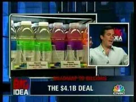 J. Darius Bikoff Vitamin Water founder Darius Bikoff Interview pt 2 YouTube