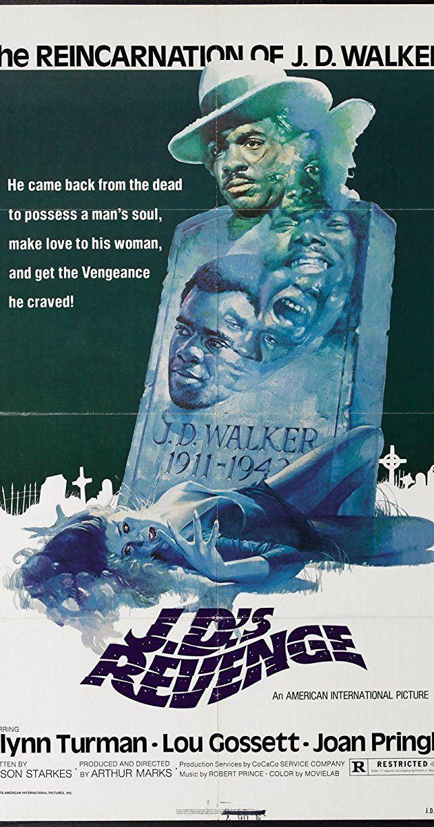 J. D.'s Revenge JDs Revenge 1976 Full Cast Crew IMDb