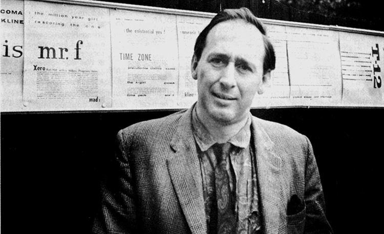 J. G. Ballard JG Ballard The Shepperton Psychopathologist R J Dent