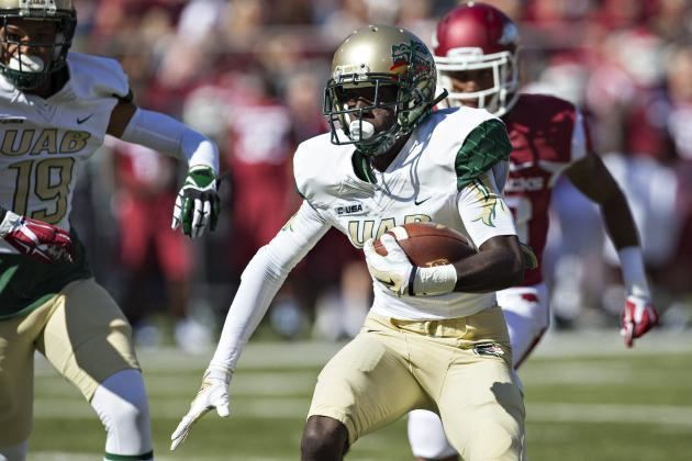 J. J. Nelson JJ Nelson39s Size Limits NFL Draft Stock Despite Blazing