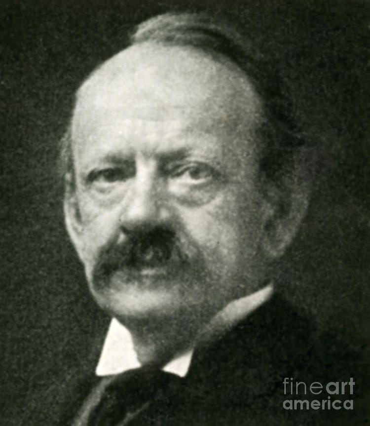 J. J. Thomson J J Thomson English Physicist Photograph by Science Source