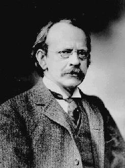 J. J. Thomson J J Thomson photographs Department of Physics