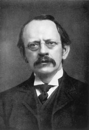 J. J. Thomson Sir JJ Thomson British physicist Britannicacom