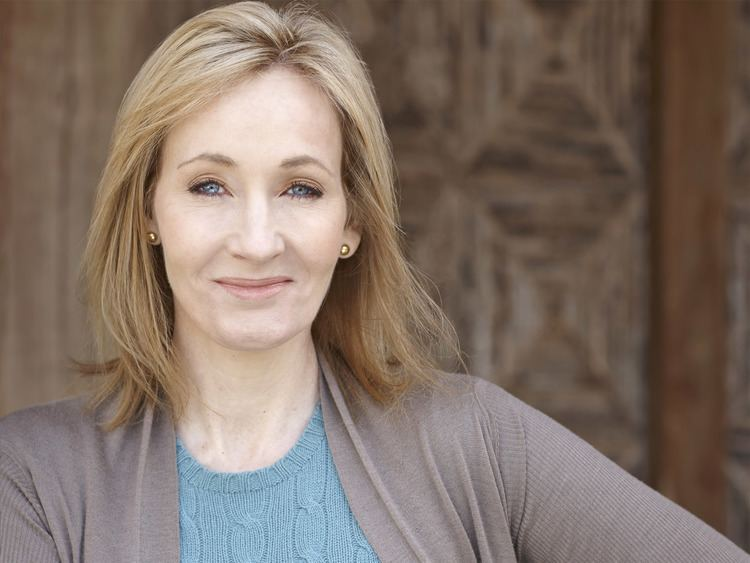 J. K. Rowling Harry Potter author JK Rowling is 39really sorry39 for