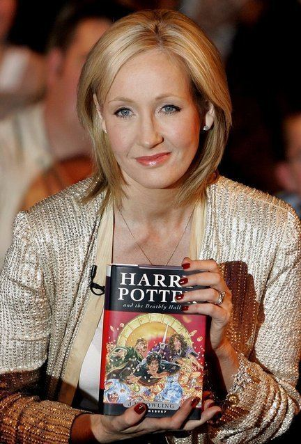 J. K. Rowling Open Letter to JK Rowling Same Molly New Media