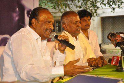 J. Mahendran Isaignani Ilayaraja and J Mahendran join hands for new