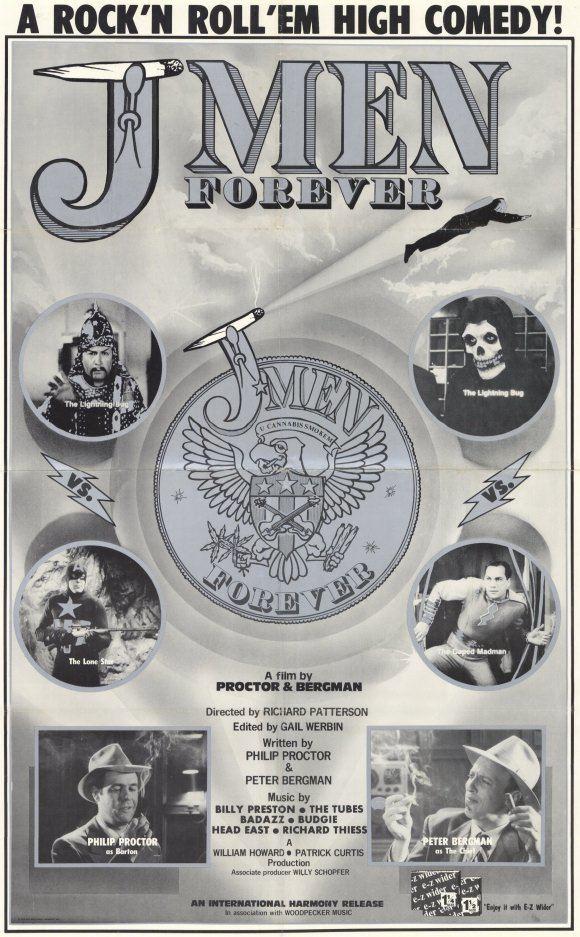 J-Men Forever JMen Forever Movie Posters From Movie Poster Shop