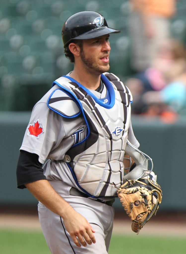 J. P. Arencibia J P Arencibia Wikipedia the free encyclopedia
