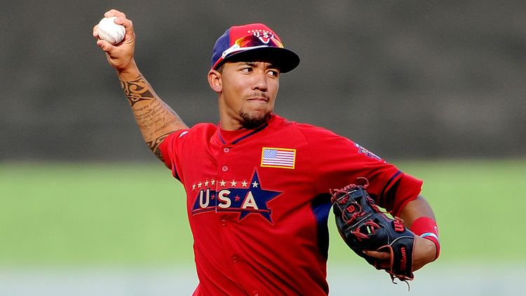 J. P. Crawford Top Phillies prospect JP Crawford swats pair of homers
