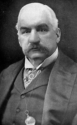 J. P. Morgan Pierpont Morgan