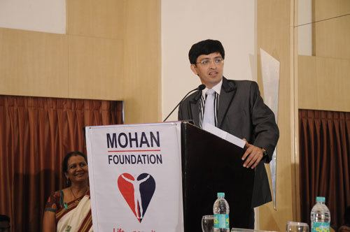 J. Radhakrishnan MOHAN Foundation signs landmark MoU with NHS Blood and Transplant