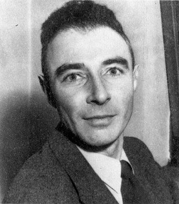 J. Robert Oppenheimer The Luminaries Report From Berkeley The Manhattan