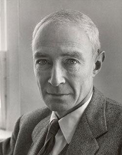 J. Robert Oppenheimer J Robert Oppenheimer Institute for Advanced Study