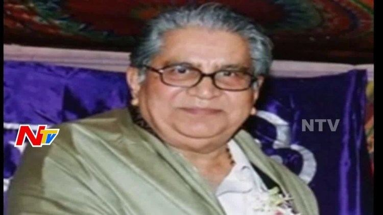 J. V. Ramana Murthi Senior Actor J V Ramana Murthy Passes Away NTV YouTube