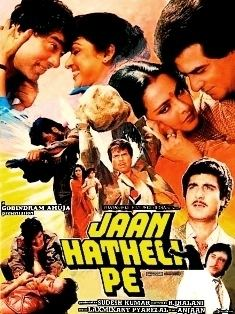 Jaan Hatheli Pe movie poster