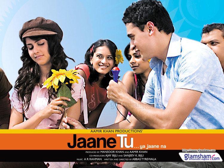 Jaane Tu Ya Jaane Na movie wallpaper 14459 Glamsham