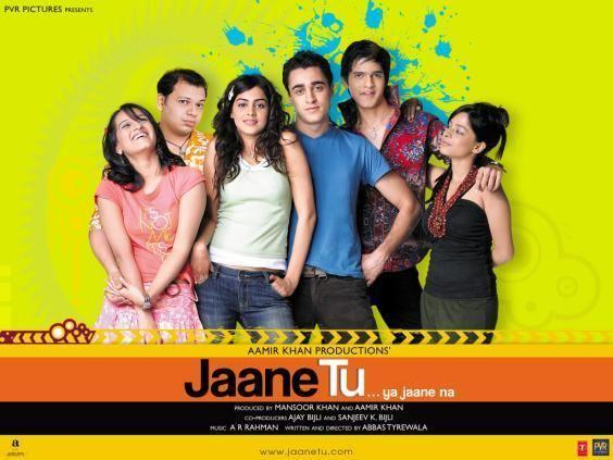 Jaane Tu Ya Jaane Na Bollywood TV Tropes