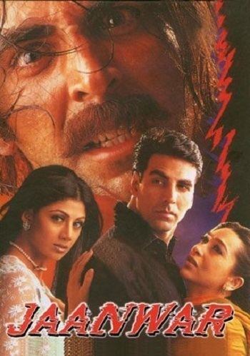 Jaanwar 1999 Hindi Movie 330MB DVDRip Downloadhub