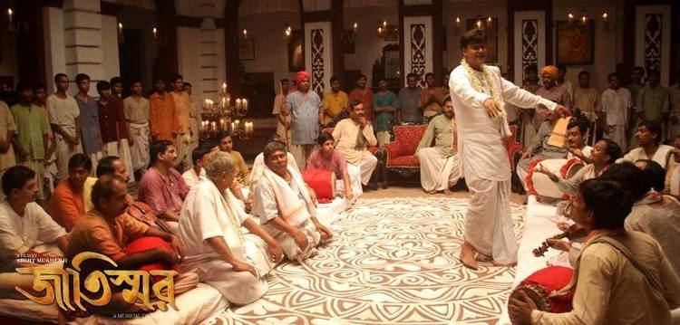 Jaatishwar movie scenes However the film belongs to Prosenjit He once again proves why he is THE boss of Bengali cinema Effortlessly swaying between the roles of Kushal Hazra