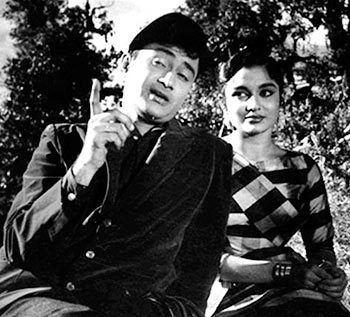 Revisiting Dev AnandAsha Parekhs frothy romance Jab Pyar Kisise